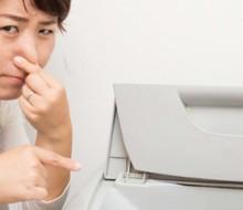 洗濯機まわりの異臭トラブル、その原因と解決法