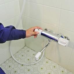 給湯器やサーモスタット式蛇口のトラブル