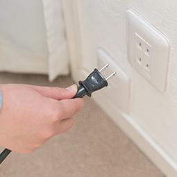 異音以外のトラブルは電源周りを確認