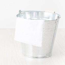 ラバーカップを使用したトイレの詰まり除去