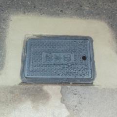 ボックス型の散水栓は、取り扱いにご注意!