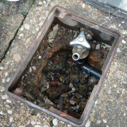 散水栓に関する豆知識