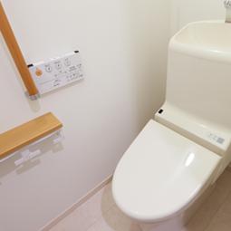 介護保険を利用して、バリアフリーのトイレに改修リフォーム
