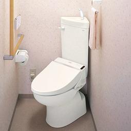 狭い和式トイレは洋式にリフォームできない?